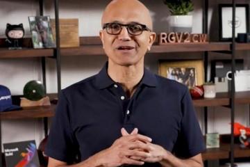 微软Build大会开幕CEO纳德拉大谈云核算和微软365