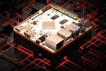 搭载瑞芯微RK3568芯片联想商用全新系列智能物联新品发布