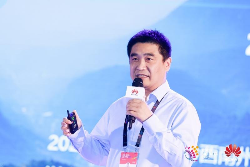 黔西南州刘志华完善大数据制度带动产业快速发展