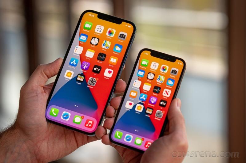 新机已在路上报告称iPhone13系列的高刷屏幕已开始生产