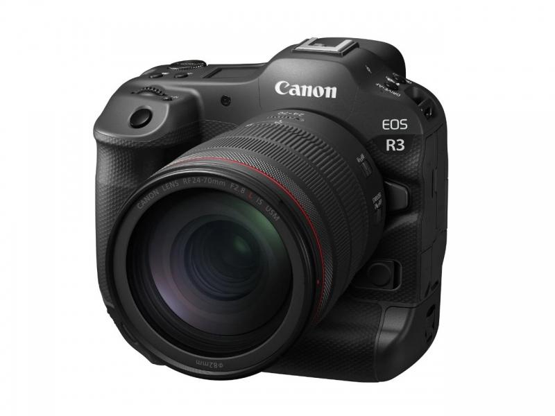 佳能进一步公开EOSR3细节提升暗光拍摄能力支持自动对焦