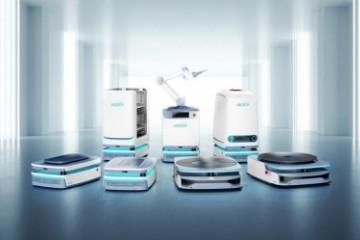 优必选AMR智能物流机器人解决方案落地长沙,助力智慧工厂提质增效